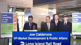 MTA LIRR Conductor Finds $2,830 in Cash on Train and Returns Property to Owner