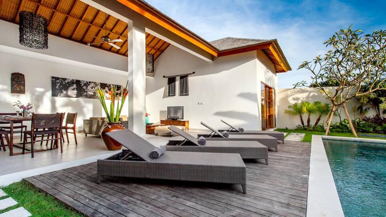 Echo Beach Villa Canggu Indonesia