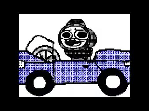 I'm In My Mum's Car (Remix) / Animation