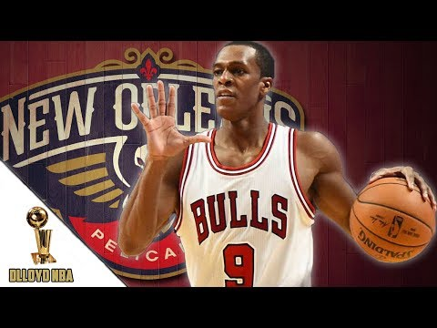 Pelicans Sign Rajon Rondo To One Year Deal!!!