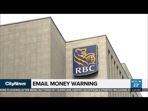 Email Money Transfer Fraud