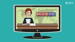 How to be a professional News Presenter   Bangla Tutorials