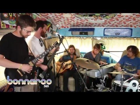 """Moon Taxi - """"Mercury"""" - Jam in the Van: Bonnaroo 2012   Bonnaroo365"""