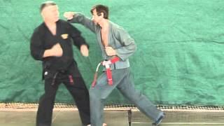 Обучение системе рукопашному бою Часть 32