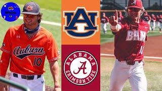Auburn Vs Alabama Highlights (2 Great Games!) | 2021 College Baseball Highlights
