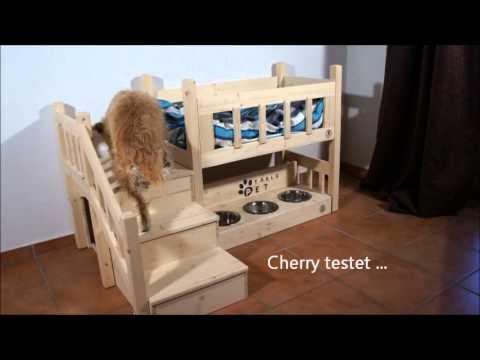 hundebett / katzenbett selber bauen diy tutorial - youtube, Gartenarbeit ideen