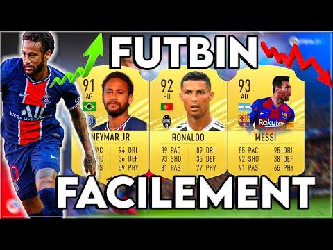FUT 21   MAITRISER FUTBIN - DEVENIR UN AS ACHAT/REVENTE (Créer ta propre liste de joueurs) FIFA 21