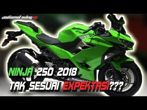 ALL NEW NINJA 250 2018, KOK BEGINI SIH?!
