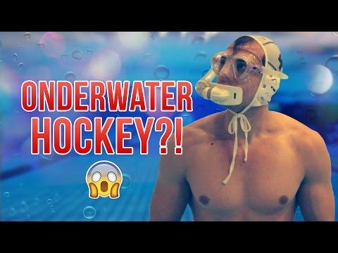 ONDERWATERHOCKEY?! | #Furtjuh