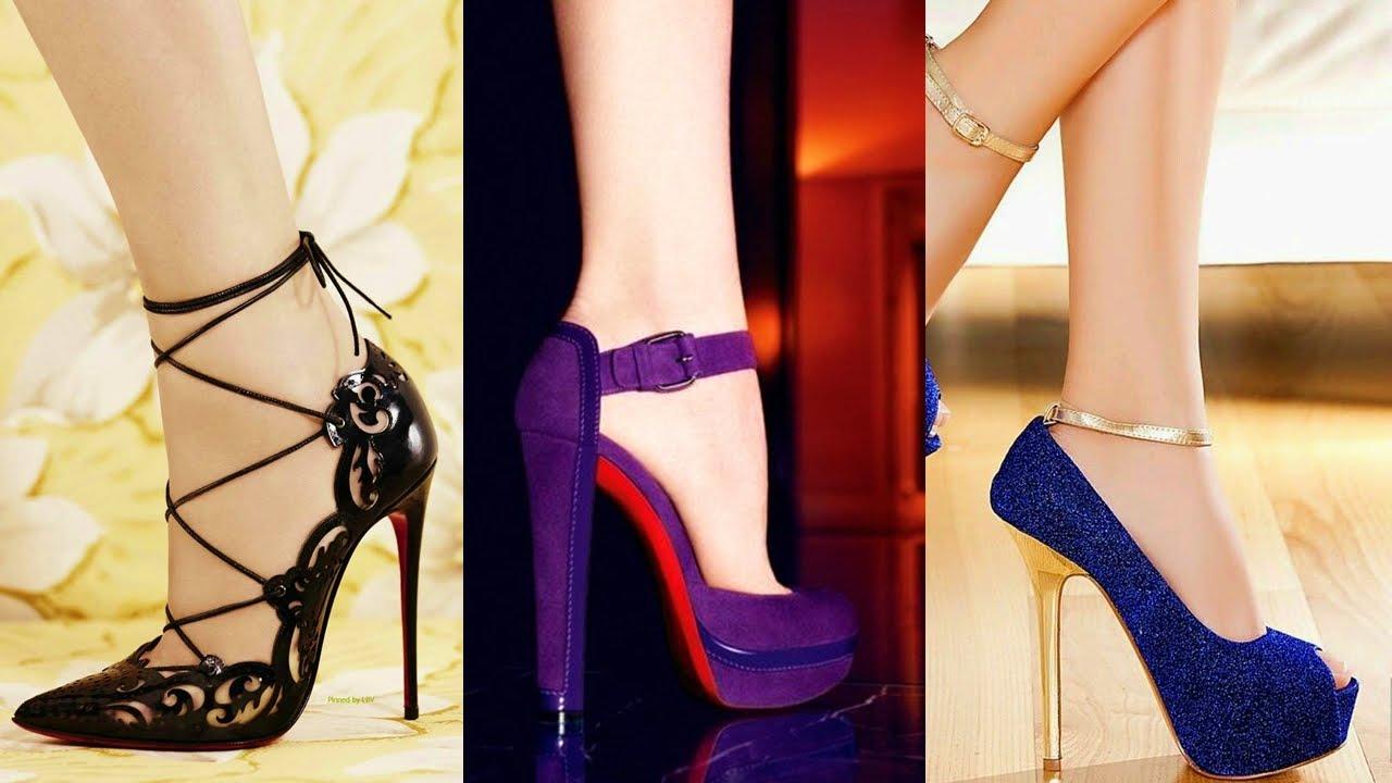 Hermosos zapatos de moda 2015 elegantes zapatos youtube for Zapateros elegantes