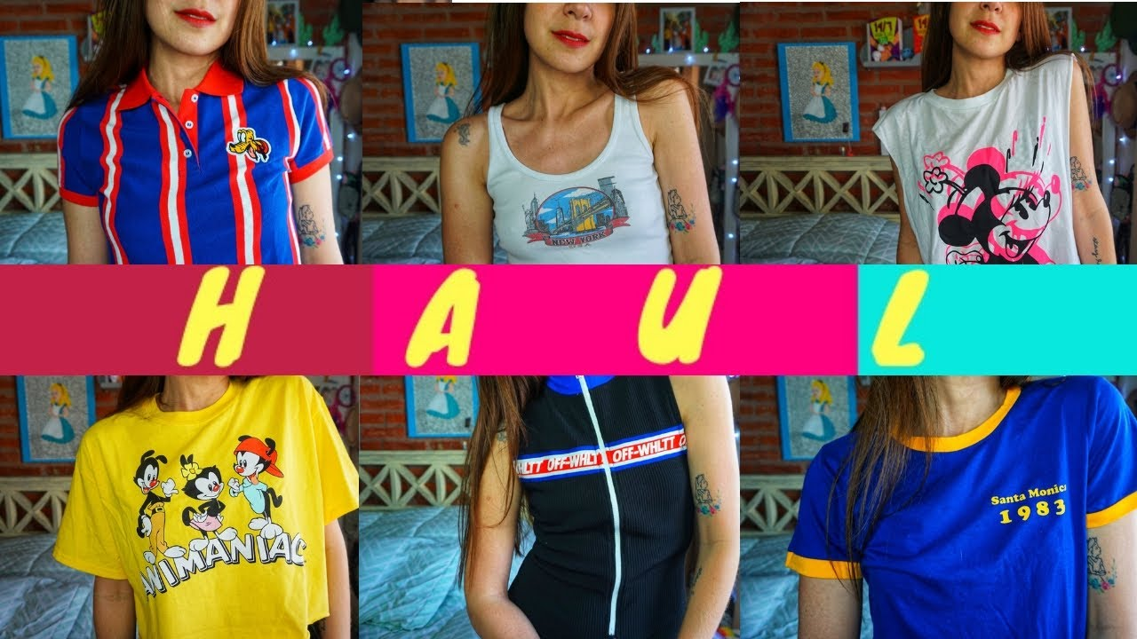 HAUL + TRY ON NEW YORK: FOREVER 21, ULTA BEAUTY, SEPHORA - Fashion Diaries