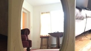 How To Embellish A Mirror Or Frame - Diy Home Tutorial - Guidecentral