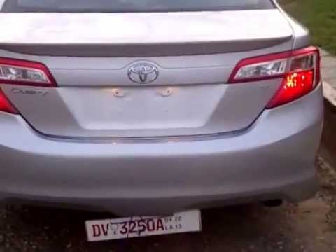 2013 Toyota Camry For Sale >> 2012 camry SE for sale in Accra-Ghana walkaround GOING4CHEAP PROMO - YouTube