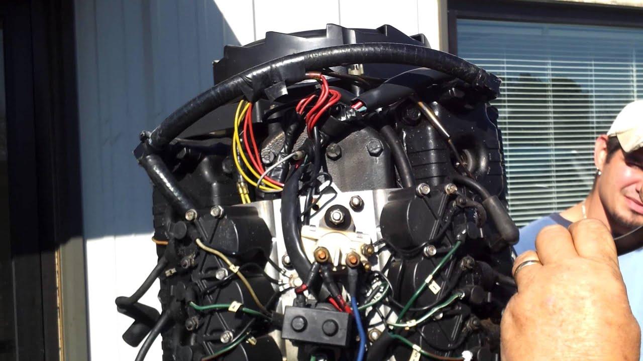 1998 mercury 175 2 5 outboard compression test [ 1280 x 720 Pixel ]