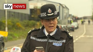 Essex Police says 'respect and dignity' will be shown to the 39 bodies