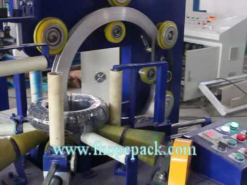 Professional Cable Coil Packing Machine in Shanghai, China