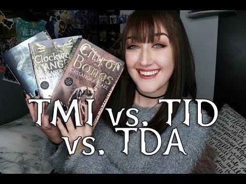TMI vs. TID vs. TDA TAG l #TDANovember.