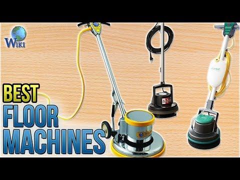 6 Best Floor Machines 2018