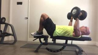 Scapular Mechanics during DB Chest Press