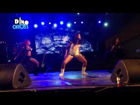 Dama do Bling (live perfomance em Luanda)