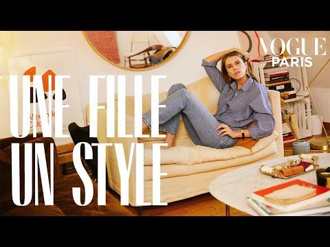 Inside Monica Ainley's Parisian Apartment | Une Fille, Un Style | Vogue Paris