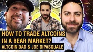 Bitcoin Heading to $6K: Time to Buy Altcoins? | Altcoin Dad & Joe DiPasquale