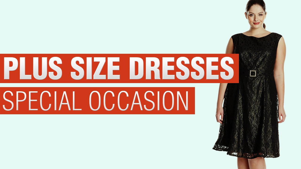 Plus Size Dresses for Special Occasion | Plus Size Insider ...