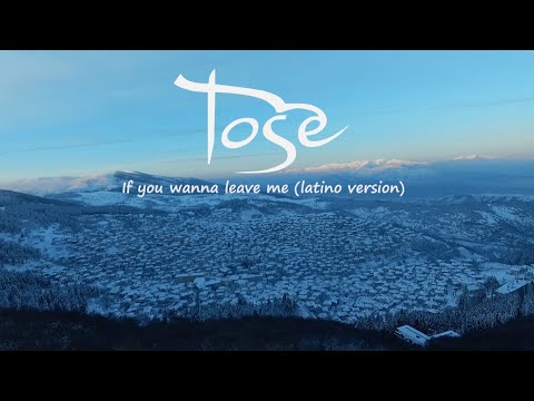 Tose Proeski - If you wanna leave me - Official video 2016