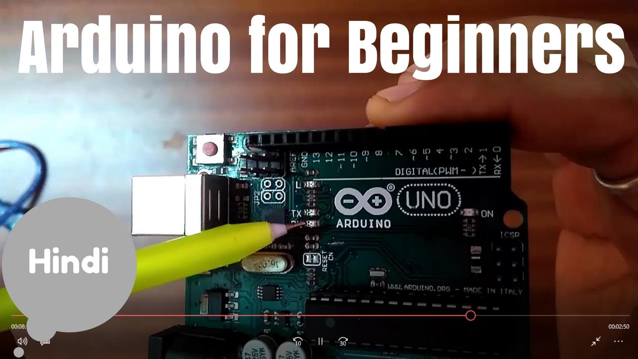 Arduino for beginners roboshala hindi youtube