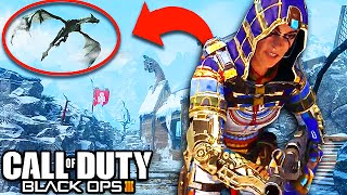 5 HIDDEN EASTER EGGS YOU MISSED on Black Ops 3! 'DRAGONS' #5