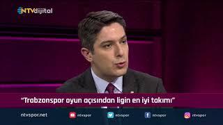 ''Trabzonspor ligin en iyi takımı'' (Futbol Net 25 Kasım 2019)
