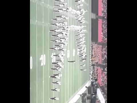 Alabama A&M University Mime routine @ Honda BOTB