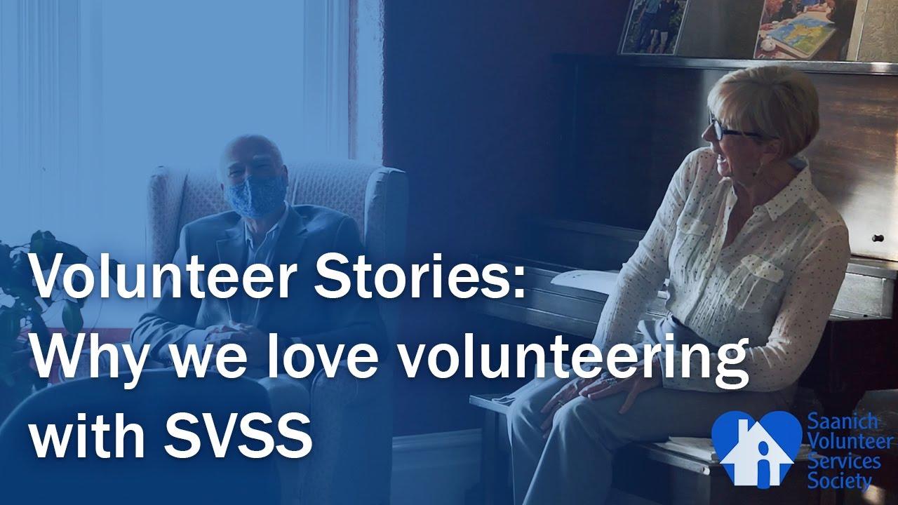 Volunteer Stories: Why We Love Volunteering With SVSS