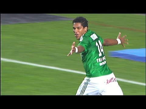 Goal BRANDAO (21') - AS Saint-Etienne - AS Nancy Lorraine (4-0) / 2012-13