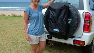 No more rubbish bags in your car – Why all campers should have an Adventure Kings Dirty Gear Bag