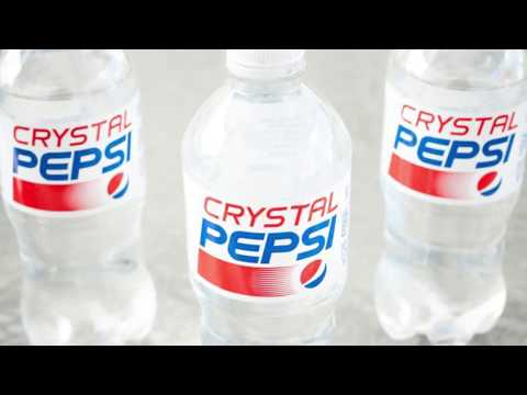 What Happened To Crystal Pepsi?
