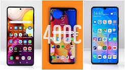 Meine Top Smartphones unter 400€ (Deutsch) - 2020 | SwagTab
