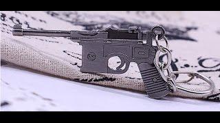 Брелок пистолет. Key Chain
