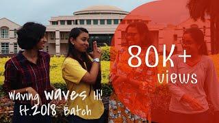 Freshers Video BITS Goa | Waving WAVES Hi!- ft.2018 Batch
