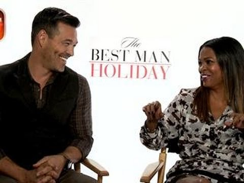 Thumbnail: 'Best Man' Reunites for 'Holiday' After 14 Years