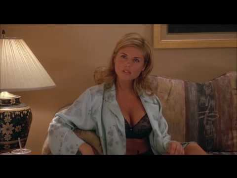 "VAL IS SEDUCED BY SHARON BATES; TIFFANI THIESSEN IN WOODY ALLEN'S ""HOLLYWOOD ENDING"" (2002)"