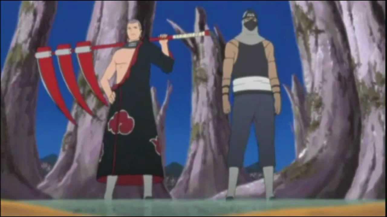 Kakashi Vs. Hidan And Kakuzu AMV