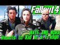 The Story of Billy - Fallout 4 Nora Companion Mod - Reaction to Kid in a Fridge (XBOX & PC)