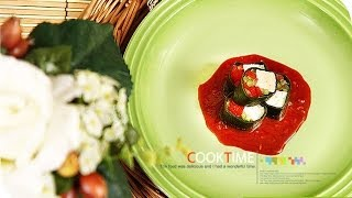 [다이어트 요리]다시마 두부야채 말이_쿡타임 [Diet…
