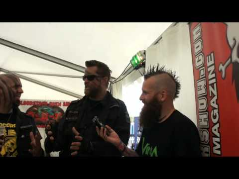 Arnocorps Bloodstock Festival Interview 2015