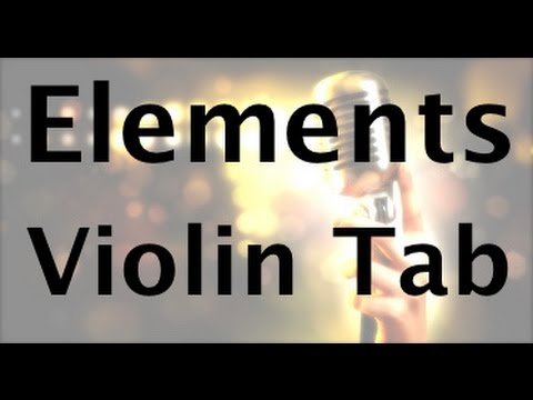 Learn Elements on Violin - How to Play Tutorial