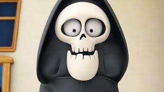 Spookiz | Skeleton Teacher in Disguise | 스푸키즈 | Kids Cartoons | Funny Videos for Kids