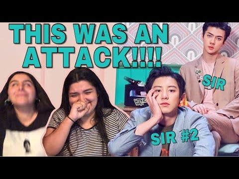 CHANYEOL & SEHUN WE YOUNG MV REACTION  KMREACTS