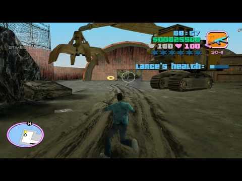 GTA Vice City - Walkthrough - Mission #18...
