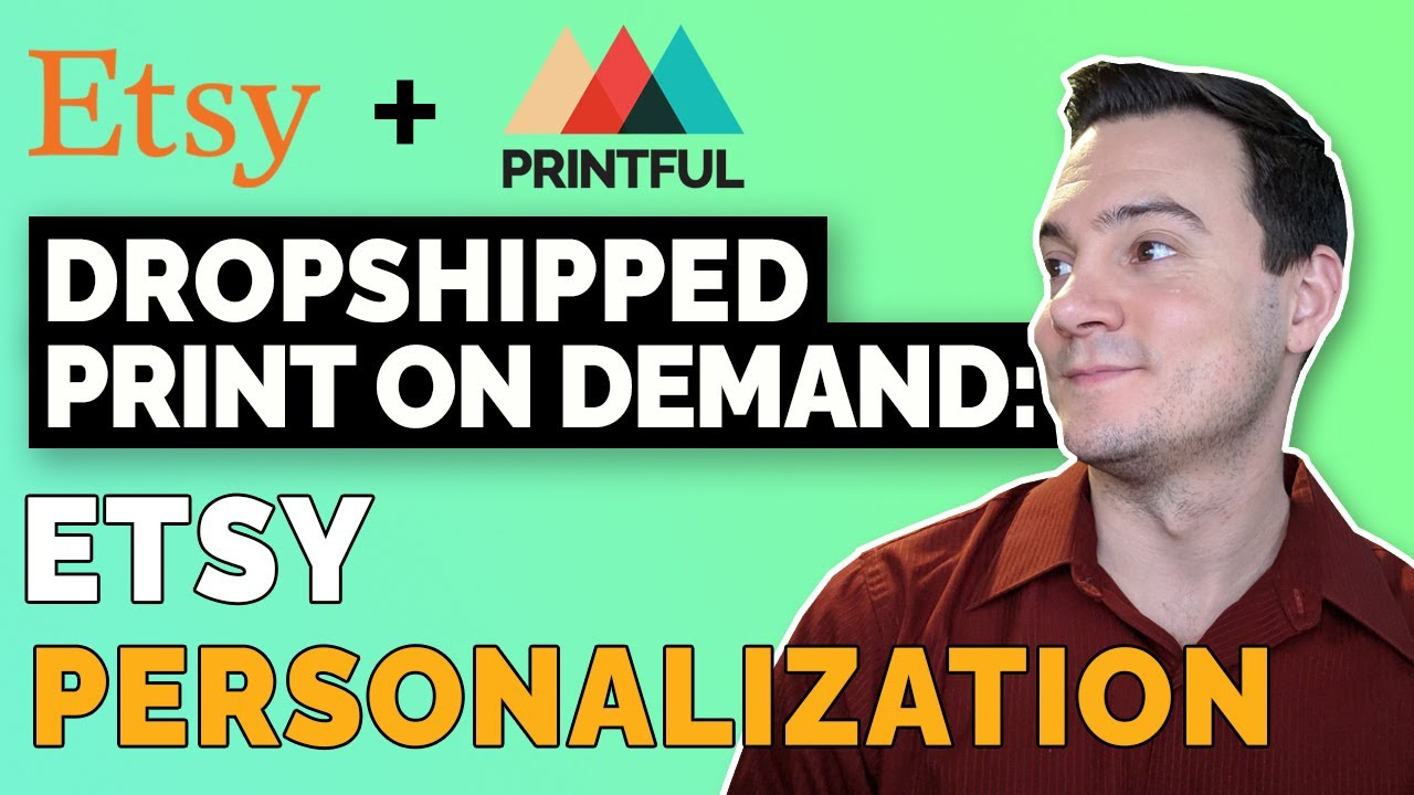 Dropshipped POD: Make Money Selling Personalized Products On